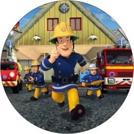 Brandweerman Sam cirkel 3