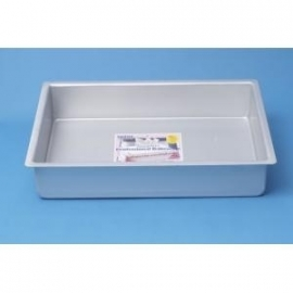 PME OBL10153 Deep Oblong Pan 25 x 37,5 x 7,5cm