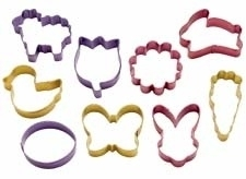 Wilton Easter Color Cookie Cutter Set  2308-2503  (pasen)