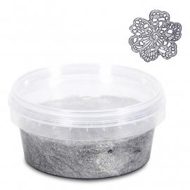 309012 Städter lace silver (eetbaar kant)