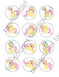 My Little Pony cupcake 2