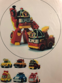 frosting rescue trucks
