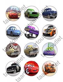 Cars cupcake voordeelpakket