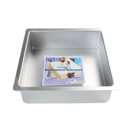 PME SQR073 Deep Square Pan 17.8 x 17.8 x 7,5cm