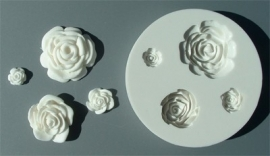 AM0034 Roses 4 in 1