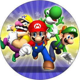 Super Mario cirkel 4