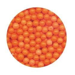 PME SPO943 Sugar Pearls -Orange 100g