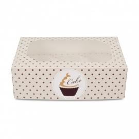 336025 Städter Cupcakedoos voor 6 cupcakes