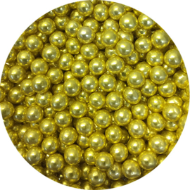 suikerparels super goud 4 mm