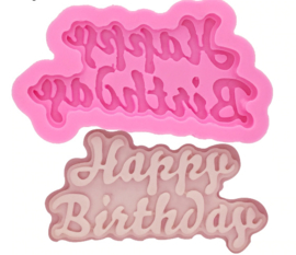 CV 321- Happy Birthday 1