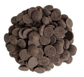 Smeltchocolade Callebaut puur 325 gram