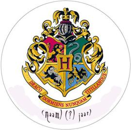 Harry Potter 2 met naam en leeftijd