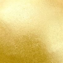 RB edible silk Metallic Gold Treasure