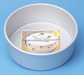 PME RND033 Deep Round Cake Pan Ø 7,6 x 7,6cm