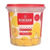 Renshaw colour melts 200 gr. yellow