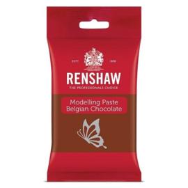 Renshaw melk chocolade modeling paste 180 gram