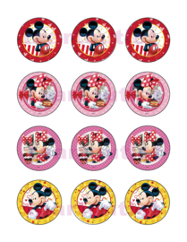 Mickey Mouse cupcake 5