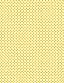 Polkadot geel