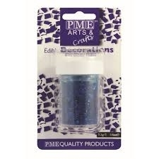 PME GF142 Blue Glitter Flakes 7g