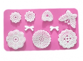 Lace Molds CL004