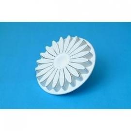 PME SD616 Veined Sunflower Daisy Gerbera Xl 85mm