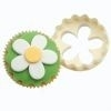FMM CUTCUP1 cupcake cutter double sided Blossom