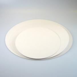 / Vetvrij taart karton Ø 26cm (5 stuks)
