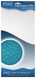 PME IM190  Cobblestone Impression Mat (one size)