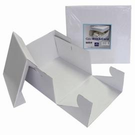 PME CBO802 Cake Box 20x20x15cm