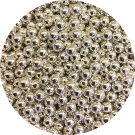 suikerparels super zilver 6mm