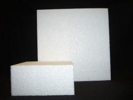 Taartdummie Vierkant 10 x 10 x 7cm