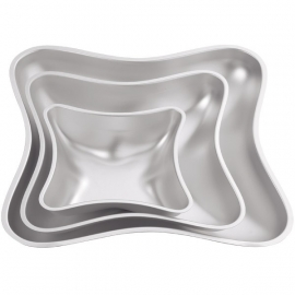 Wilton Performance Pans® Pillow Pan set van 3