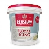 Renshaw ready to use royal icing white 400 gram