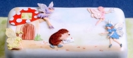 Patchwork Cutter FAIRIES AND TOADSTOOLS
