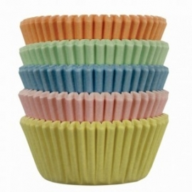 PME BC721Pastel Mini Baking Cups
