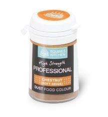 SK CL01A230-24 Professional Food Colour Dust CHESTNUT