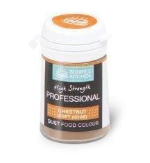 SK CL01A230-24 Professional Food Colour Dust CHESTNUT