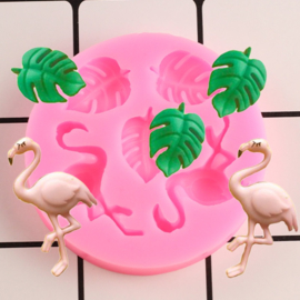 CV 84 -Flamingo mold