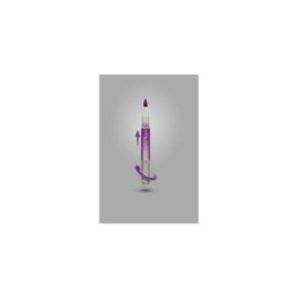 RD Paint It! Click-Twist Brush Metallic Purple