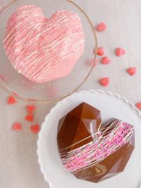 Siliconen Vorm voor Chocolade Hart