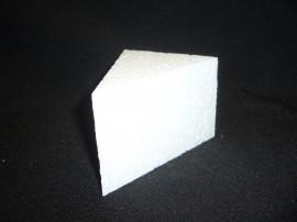 Taartdummie punt 11x9x7 cm