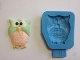 Windsor Retro Owl Mould