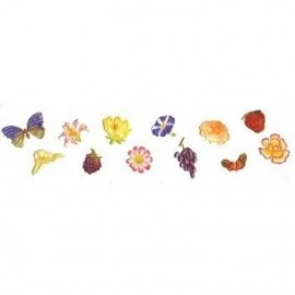 FMM CUTFLO Flower and Fruit Set