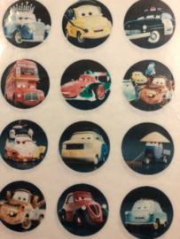 Ouwel cupcake cars