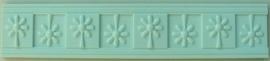 AM0102 Decorative Border Daisy