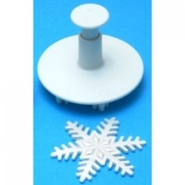 PME SF707 Snowflake Plunger Cutter Large/ sneeuwvlok