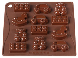 chocolate mold speelgoed