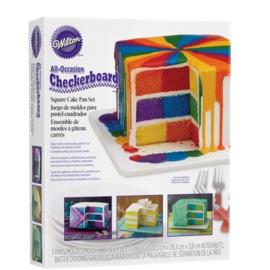 Wilton checkerboard/ 2105-5745 schaakbord pan