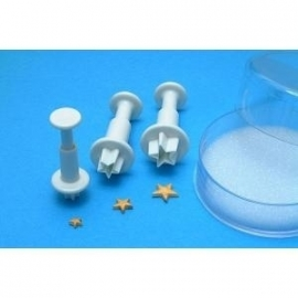 PME SA700 Star Plunger Cutter Set 3