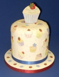 Patchwork Cutter CUP CAKES